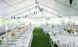 Tent and Chair Rentals